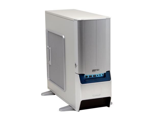 GIGABYTE 3D Aurora 570 GZ-FA1CA-ASS Silver 1.0 mm Aluminum body ATX Full Tower Computer Case