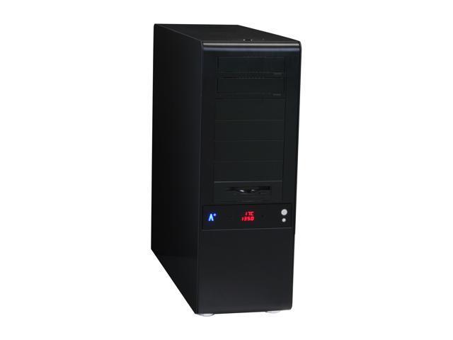 Tagan Aplus CS-Black Pearl Black Aluminum ATX Full Tower Computer Case