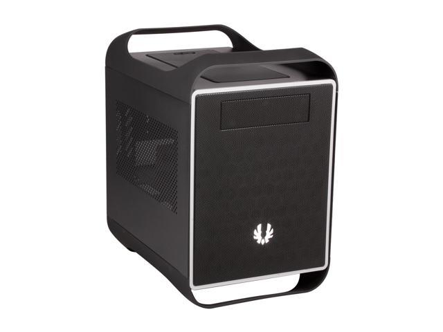 BitFenix Prodigy Midnight Black / Black Steel / Plastic Mini-ITX Tower Computer Case