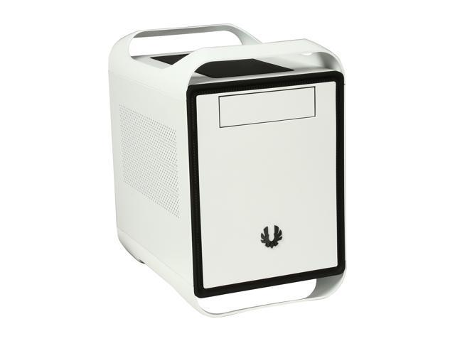BitFenix Prodigy Arctic White Steel / Plastic Mini-ITX Tower Computer Case