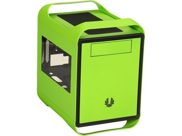BitFenix Prodigy with Window Vivid Green Steel / Plastic Mini-ITX Tower Computer Case