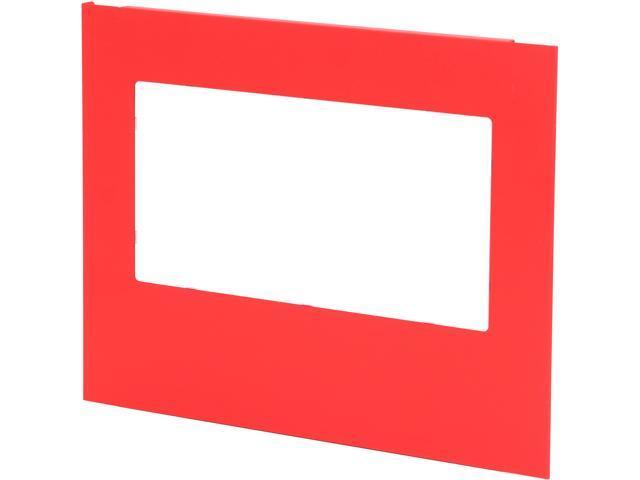BitFenix BFC-PRO-300-RRWA-RP BitFenix Prodigy Window Side Panel - Red