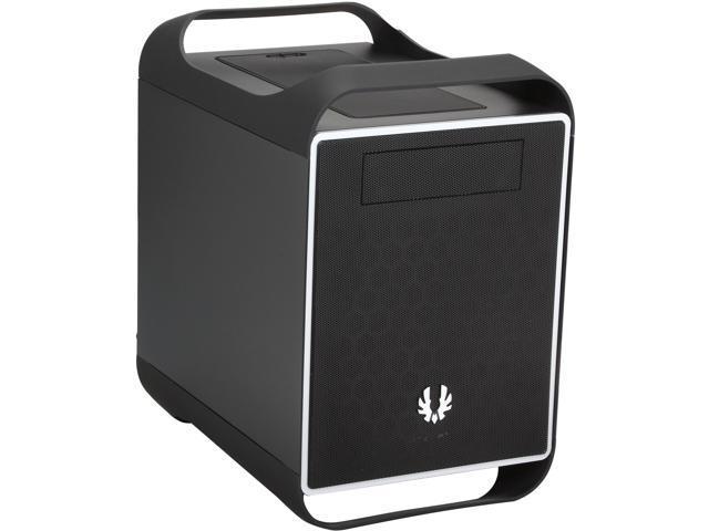 BitFenix Prodigy M Midnight Black Steel/ Plastic Micro ATX Mini Tower Computer Case