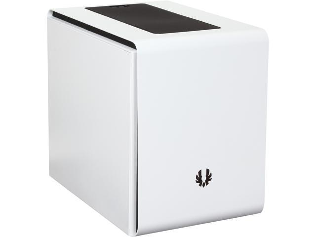 BitFenix Phenom BFC-PHE-300-WWXKK-RP Arctic White Steel / Plastic Mini-ITX Tower Computer Case