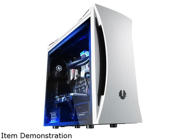 BitFenix BFC-ARA-300-WKWKK-RP White Steel / ABS ATX Full Tower Computer Case Up to 220mm Power Supply