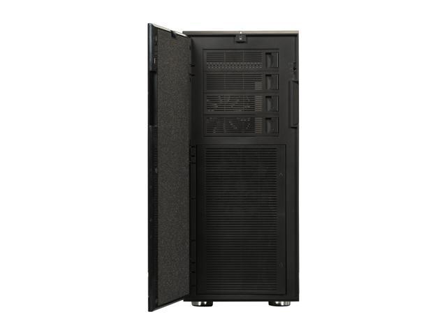 Fractal Design Define XL R2 FD-CA-DEF-XL-R2-BL Black Pearl Steel ATX Full Tower Computer Case