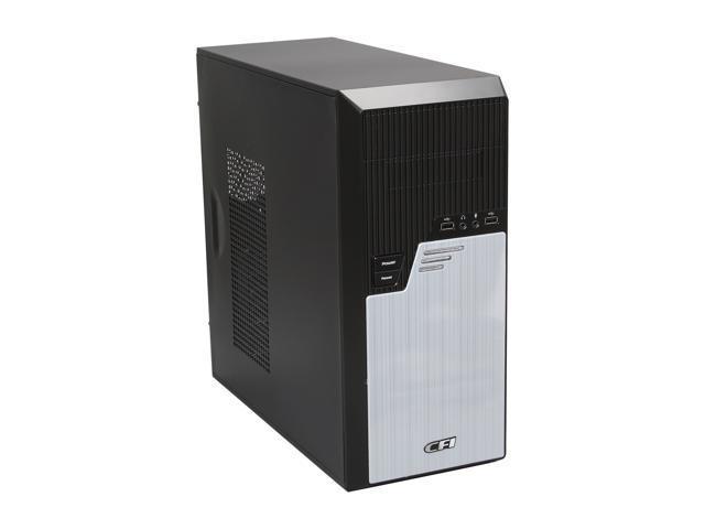 CFI Prime 101 CFI-A3089 Black ATX Mid Tower Computer Case
