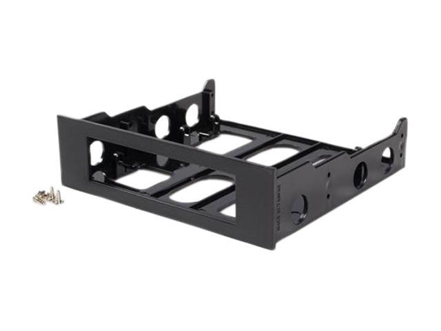 StarTech BRACKETFDBK 3.5in Hard Drive to 5.25in Front Bay Bracket Adapter