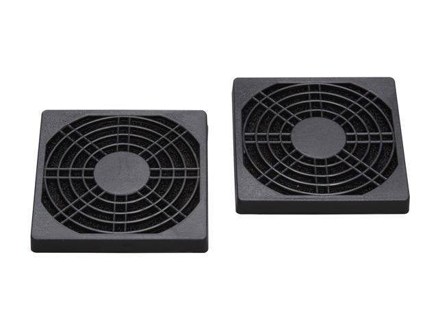 Bgears Fan Filter 80mm Fan filter with easy removable cover and washable foam filter
