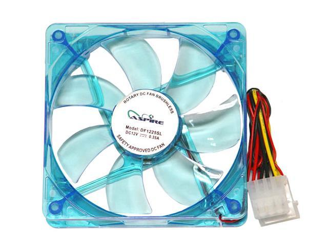 APEVIA CF12S-UBL 120mm Case Fan