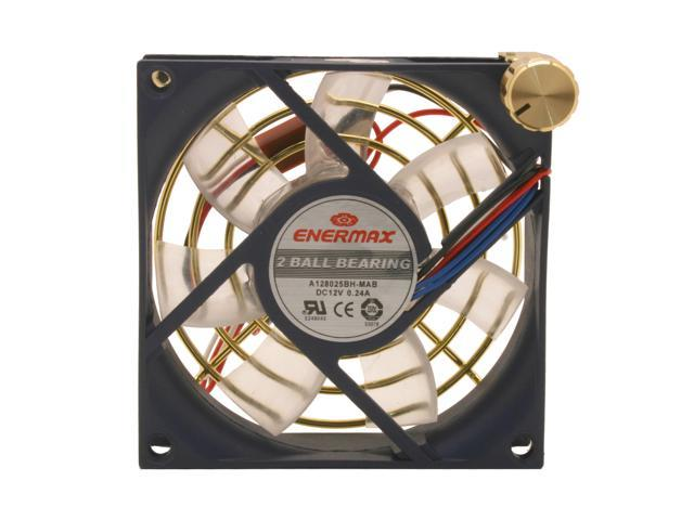 ENERMAX Air Master UC-8ABS-B 80mm Case Cooling Fan