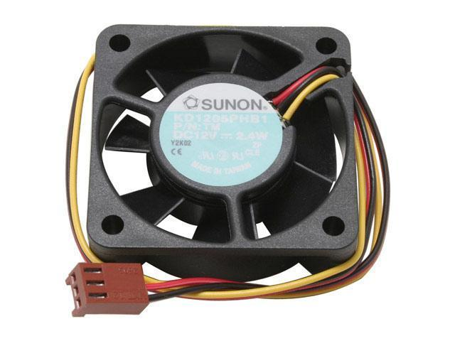 SUNON KD1205PHB1 (TM) 50mm Case Cooling Fan - OEM