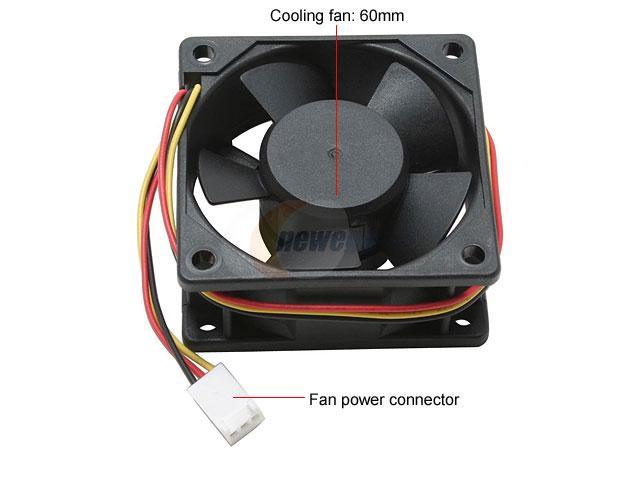SUNON KD1206PTB1 (TM) 60mm Case Cooling Fan - OEM