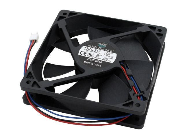 COOLER MASTER SAF-S12-E1 120mm Case Cooling Fan