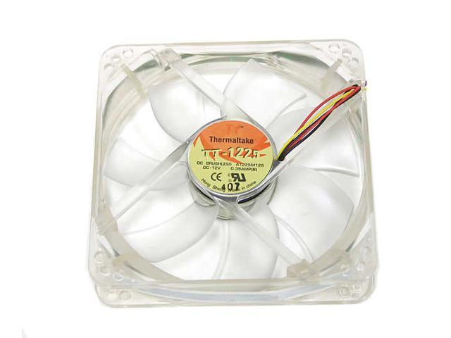 Thermaltake Thunderblade A1973 120mm Multi-Color LED Case Fan