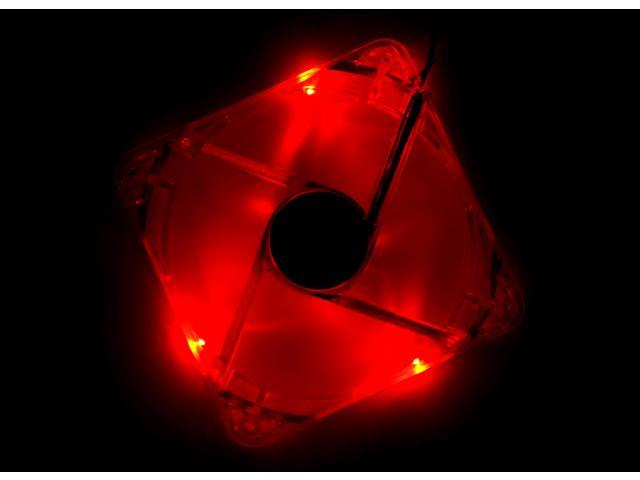 Thermaltake A1927 120mm Red LED Case Fan