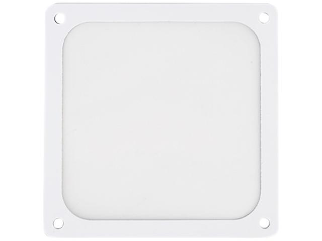 Silverstone FF123W 120mm Ultra Fine Fan Filter with Magnet (White)