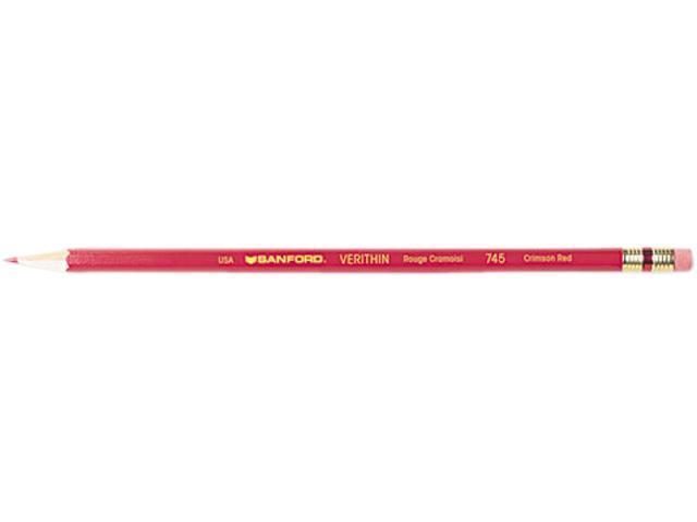 Sanford Verithin Colored Pencils, Dozen, DZ - SAN2214
