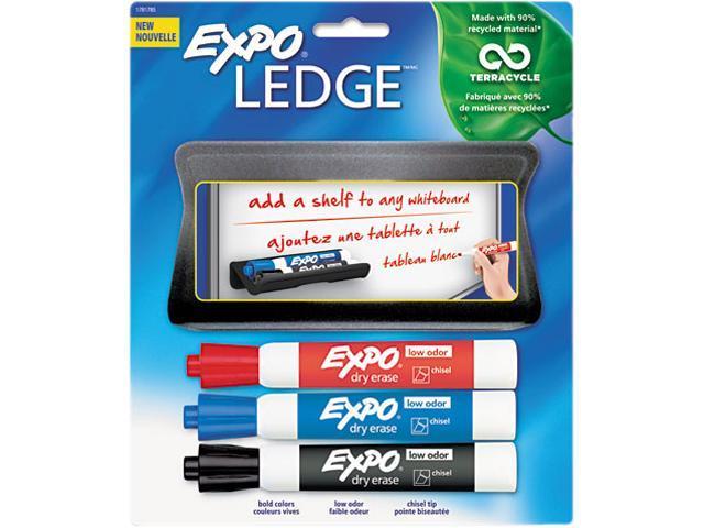 Expo Ledge Recycled Dry Erase Marker Holder, 1781785