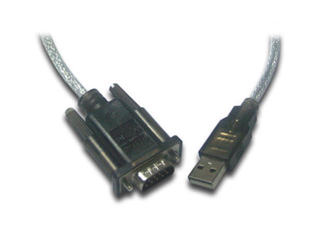APC Model 19048-1E 6 ft. USB to Serial Converter