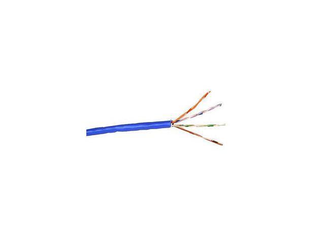 Belkin A7L504-1000-BLU 1000 ft. Cat 5E Blue CAT 5e Horizontal UTP Cable