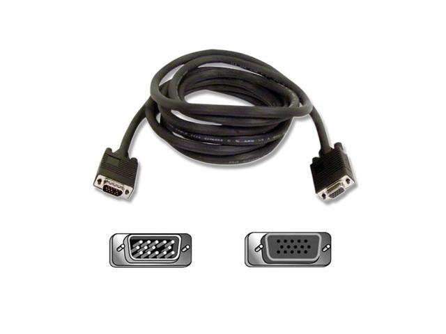 Belkin F3H981-10 10 ft. VGA/SVGA Monitor Extension Cable