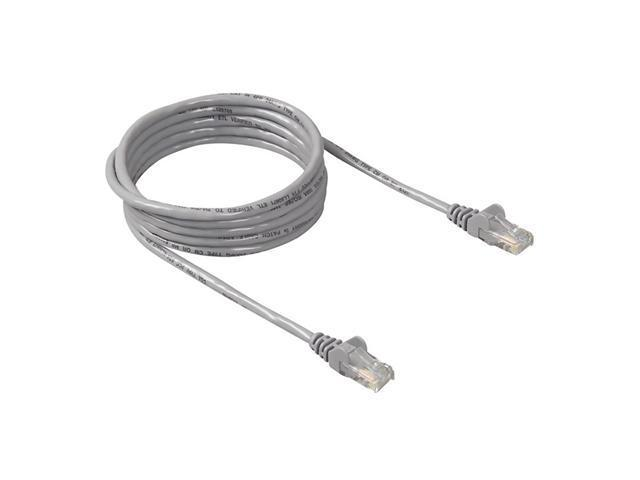BELKIN A3L980-07-S 7 ft. Cat 6 Gray Patch Cable