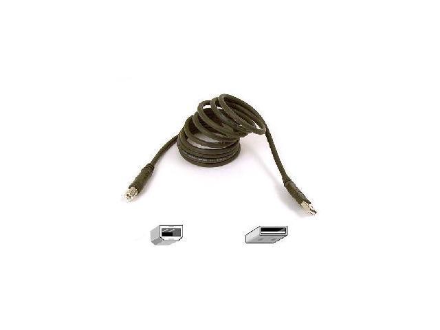 Belkin F3U133x06 6 ft. Pro Series USB Cable