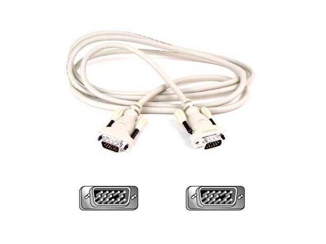 Belkin F2N028-06 6 ft. Pro Series Video HD-15 Male to HD-15 Male Cable