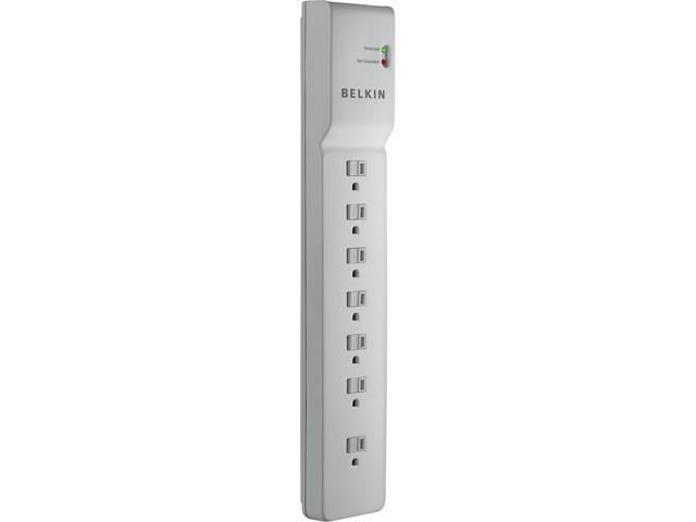 BELKIN BE107000-06-CM 6 ft. 7 Outlets 750 j Surge Suppressor