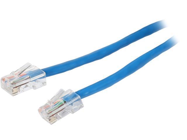 BELKIN A3L781-07-BLU 7 ft. Cat 5E Blue Patch Cable CAT5e RJ-45M / RJ-45M