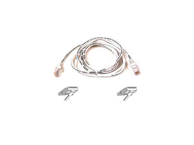 "BELKIN A3L791-05-WHT-S 60"" Cat 5E Ivory Network Cable"