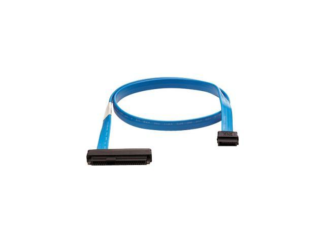 HP Model 407337-B21 3.28 ft. External Mini SAS Cable