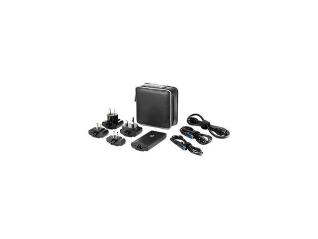 HP AU155AA#ABA Smart 65W Travel AC Adapter