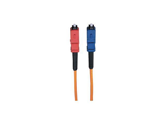 Tripp Lite N316-03M 9.8 ft. Duplex Multimode 62.5/125 Fiber Patch Cable