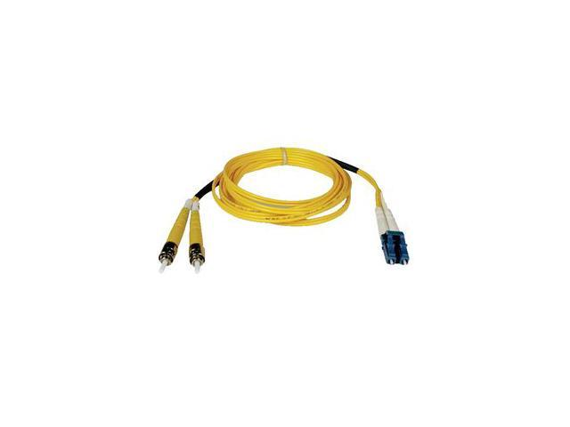 Tripp Lite N368-01M 3.2 ft. Duplex Singlemode Fiber Patch Cable