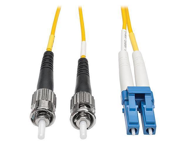 Tripp Lite N368-01M 3.2 ft. Duplex Singlemode Fiber Patch Cable