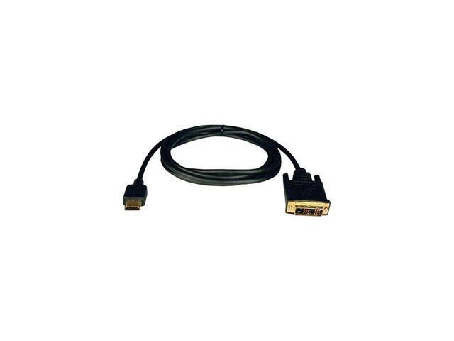 Tripp Lite P566-016 16 ft. Black HDMI to DVI Cable
