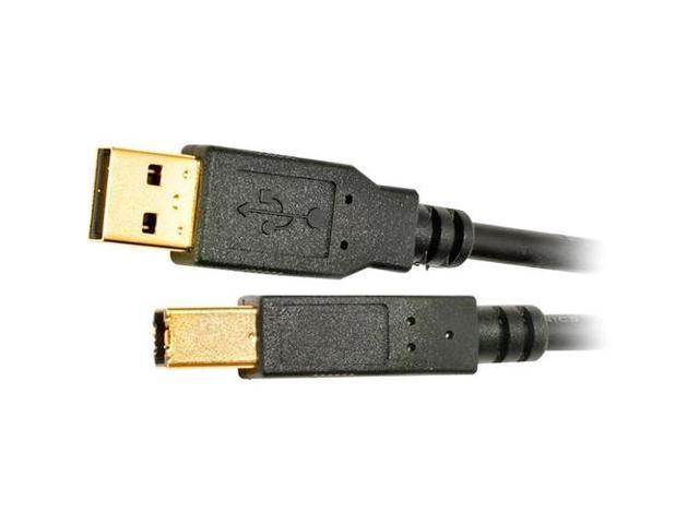 Tripp Lite U022-006 6 ft. Black USB 2.0 Cable