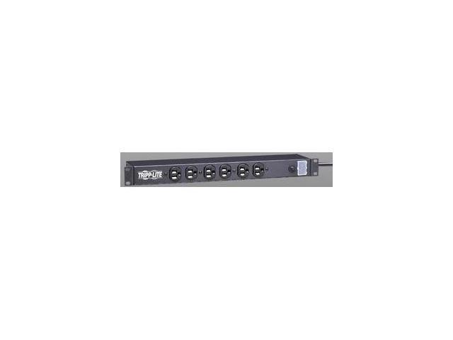 TRIPP LITE RS-0615-F 6 Outlets Power Strip