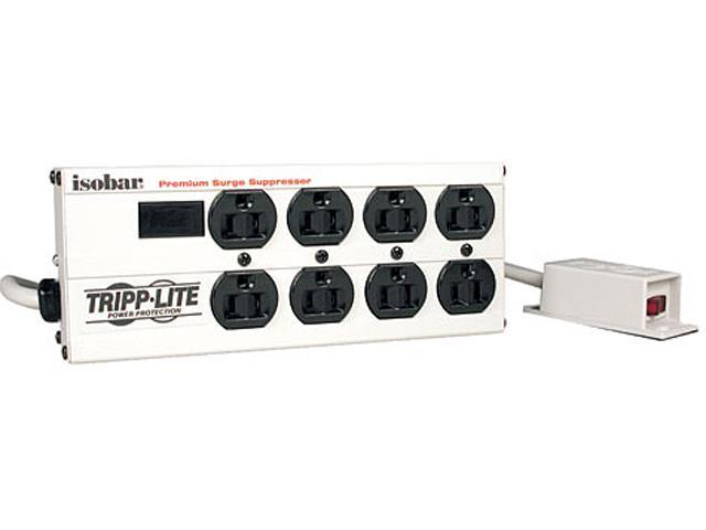 TRIPP LITE IB8RM 12 Feet 8 Outlets 3840 joules Isobar Surge Suppressor