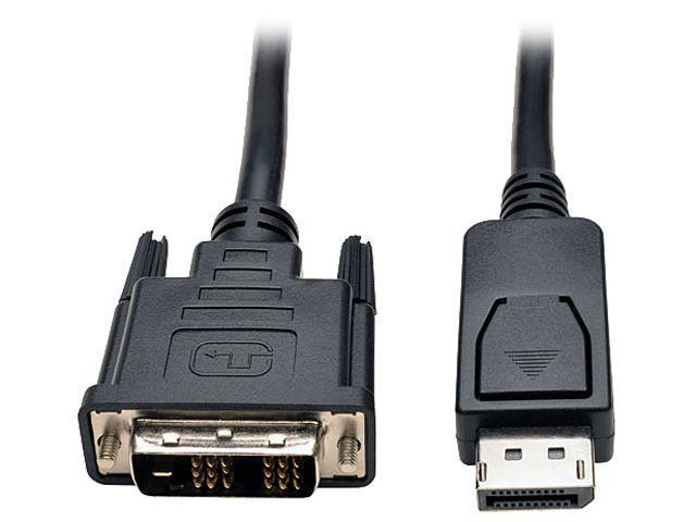 TRIPP LITE 6 ft. Displayport Male to DVI-D Male P581-006