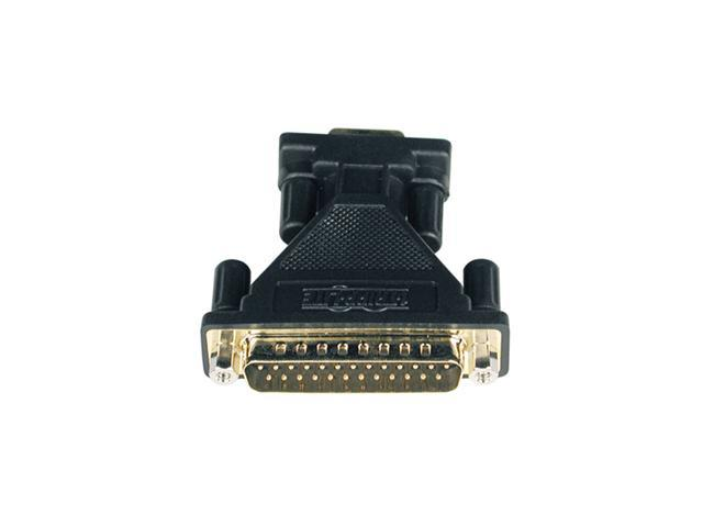 Tripp Lite S236-000                                 AT Serial Adapter (DB9F to DB25M)