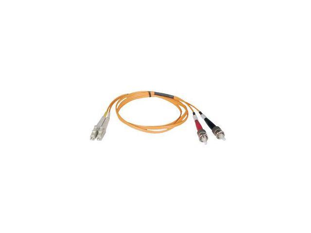 Tripp Lite N518-03M 10 ft. Duplex MMF 50/125 Patch Cable (LC/ST)