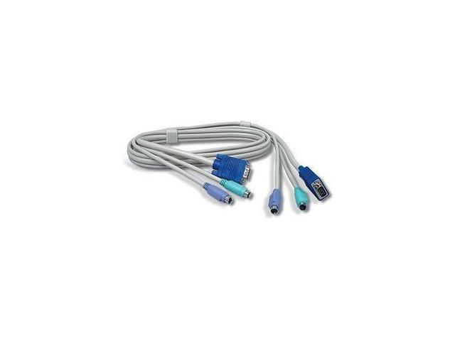 TRENDnet KVM Cable (male-to-male)