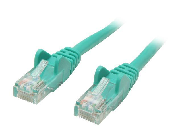 Belkin A3L791-20-GRN-S 20 ft. Cat 5 Green Patch Cable