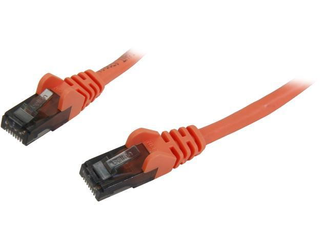 BELKIN A3L980-03-ORG-S 3 ft. Cat 6 Orange 900 Series Cat. 6 UTP Patch Cable
