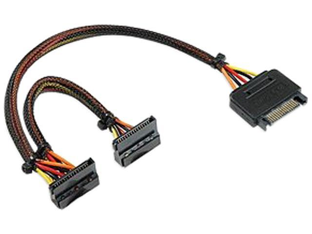 "Link Depot POW-SATA-EXT 16"" SATA Power Extension Cable"