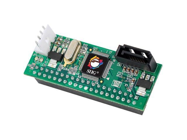 SIIG SATA-to-IDE Adapter