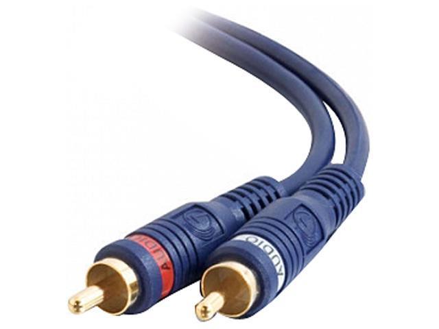 C2G 29102 75 ft. Velocity RCA Audio Interconnect M-M